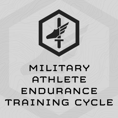 Military athlete ruck based selection program
