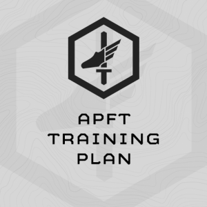 APFT Training Plan