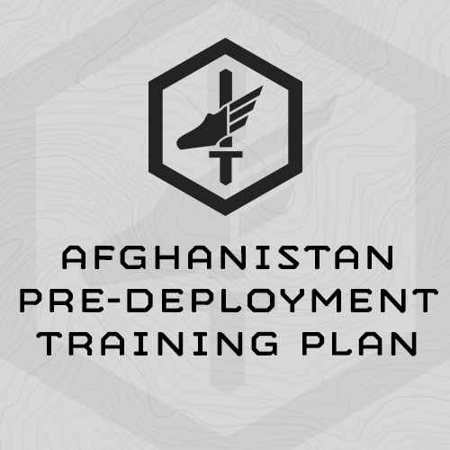 mi-afghanistan-predeployment-training-plan
