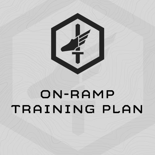 mi-on-ramp-training-plan