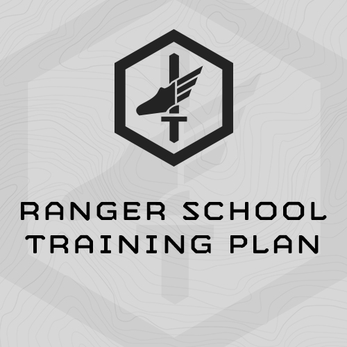 mi-ranger-school-training-plan