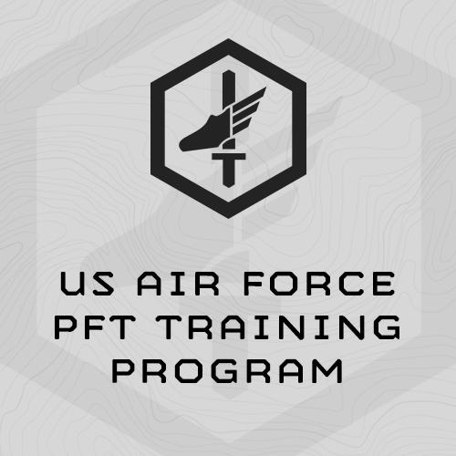 US Air Force PFT Training Program