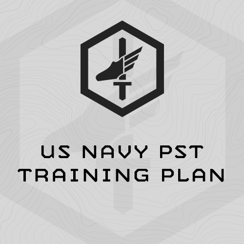 Us Navy Pst Training Plan