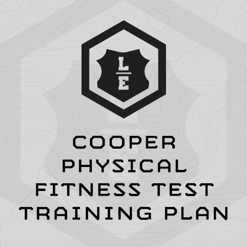 le-cooper-physical-fitness-test-training-plan