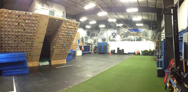 """Walking into the gym on my first day, little did I know that the """"pain cave"""" waited for me in the shadows of the climbing wall."""