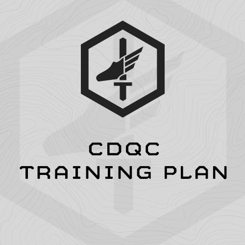mi-cdqc-training-plan