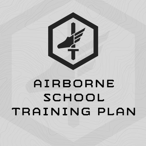 mi-airborne-school-training-plan