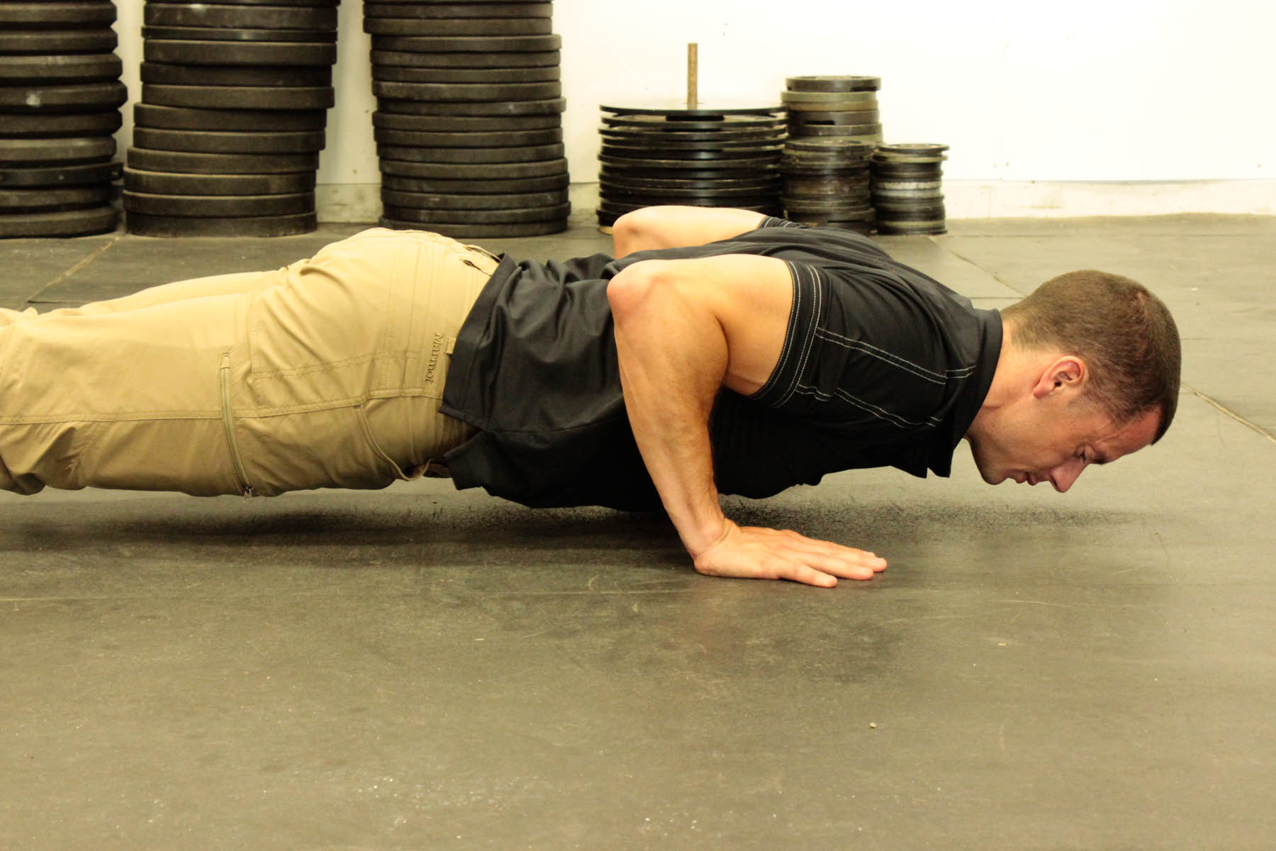 The Best Way to Improve Push-Ups: Pilot Testing - Mountain