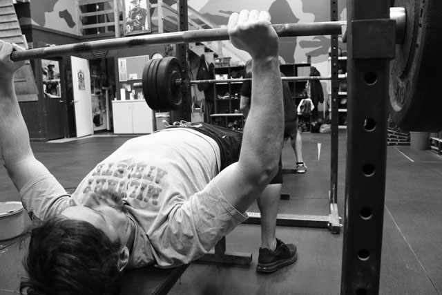 Plan Focus: Hypertrophy For Skinny Guys - Mountain Tactical