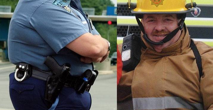 Unfit First Responders = Unacceptable Safety Risk.
