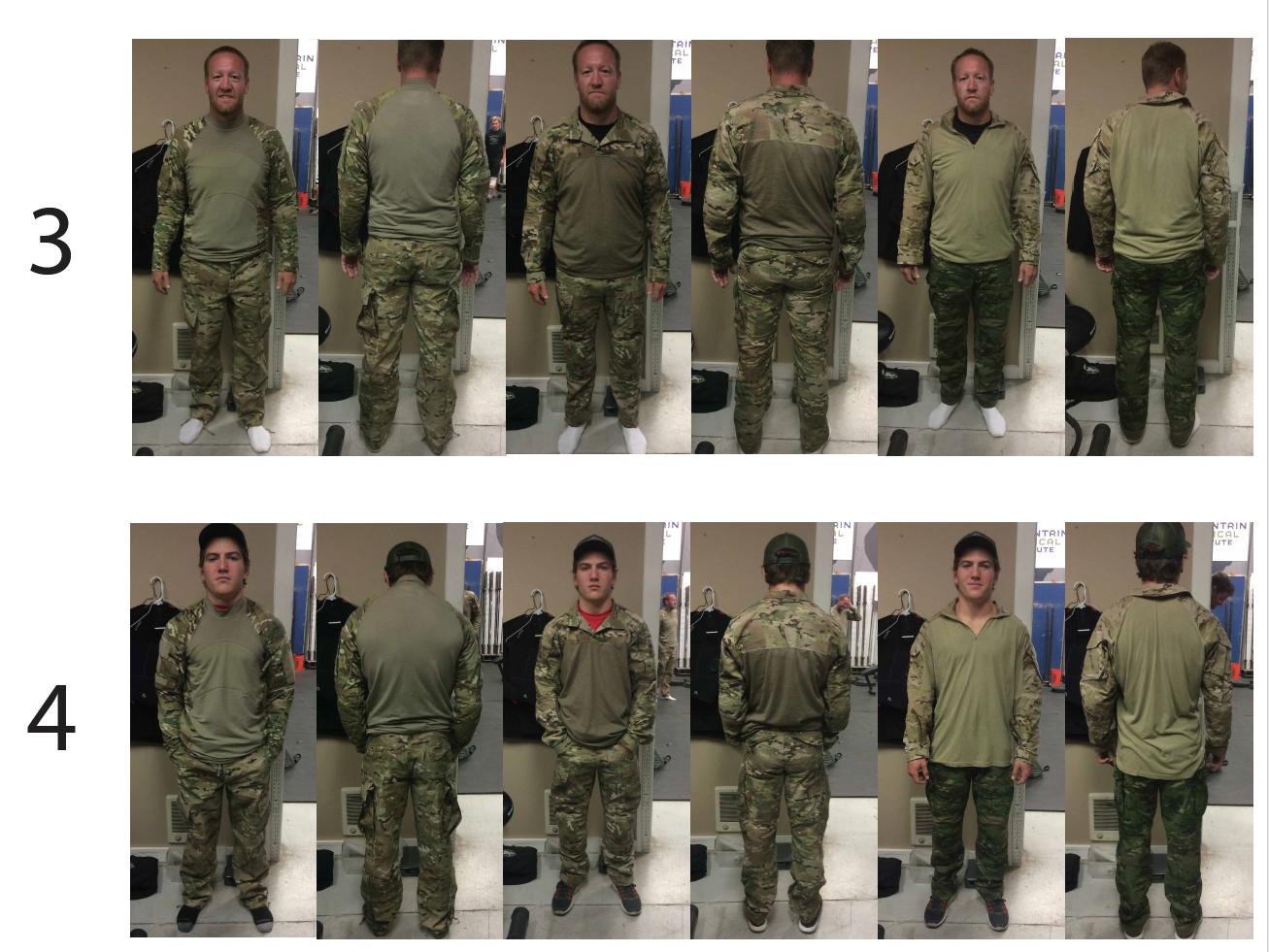 Lab Rat Uniform FIt 3,4