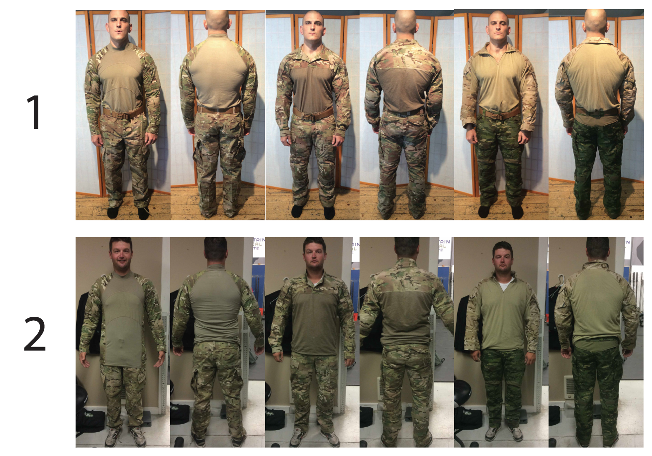 Lab Rats Uniform Fit 1,2