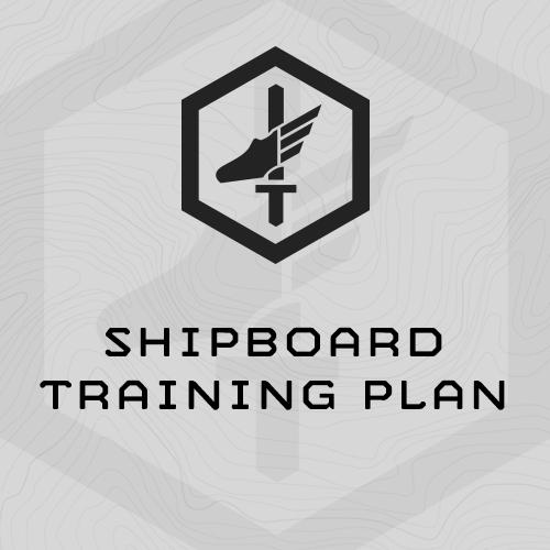 mi-shipboard-training-plan