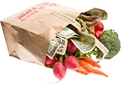 thực phẩm hữu cơ đắt