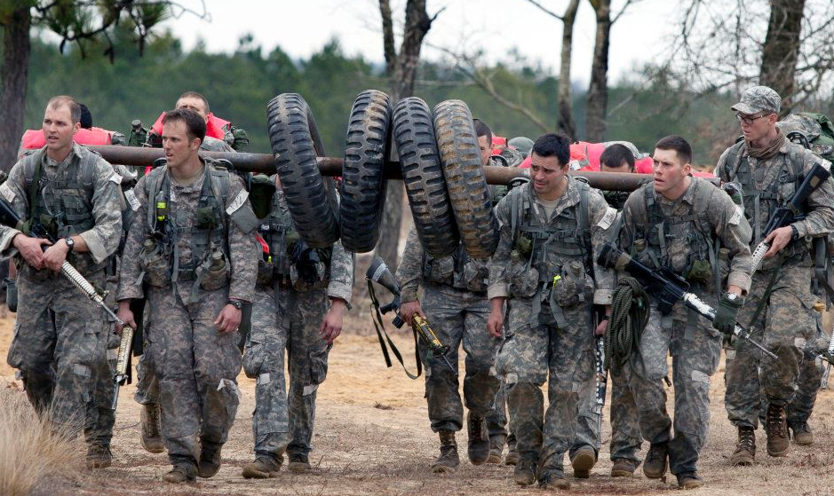 Packet Focus Ruck Based Selection Training Packet