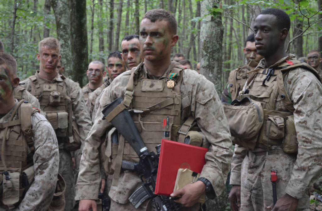Packet Focus: USMC TBS and IOC Training Packet - Mountain ...