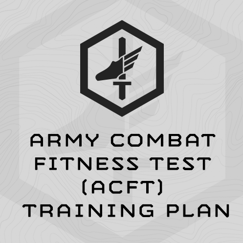 Army Combat Fitness Test (ACFT) Training Plan